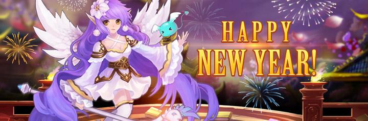 Demon Crusade-Happy New Year!