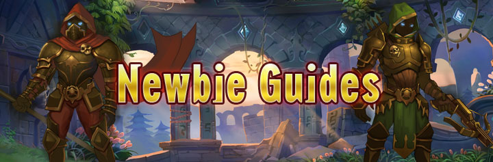 Demon Crusade-Newbie Guides