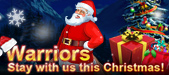 Demon Crusade- Warriors, stay with us this Christmas!