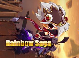 Rainbow Saga—Rainbow Saga