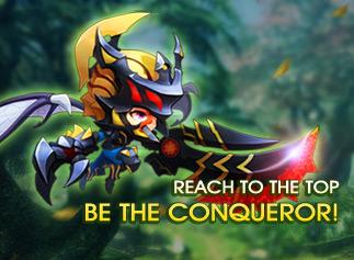 Rainbow Saga—Reach to the top, be the conqueror!
