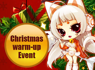 Rainbow Saga—Christmas warm-up Event