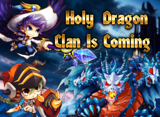 Rainbow Saga—Holy Dragon Clan Is Coming