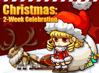 Rainbow Saga-Christmas: 2-Week Celebration