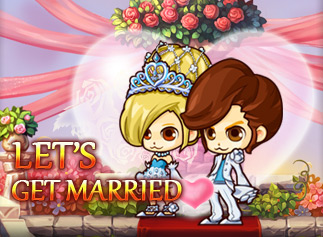 Rainbow Saga-Let's get married