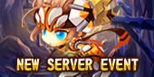 Rainbow Saga—NEW SERVER EVENT