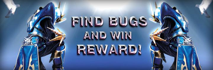 MU Classic-Find Bugs and Win Reward!