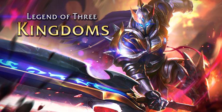 Legend of Angles II-Legend of  Three Kingdoms