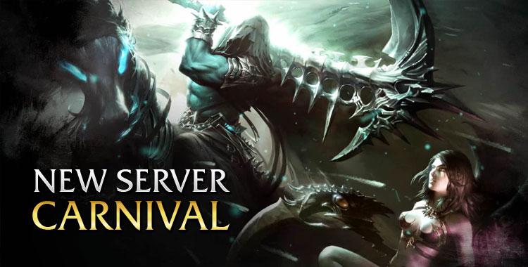 New Server Carnival