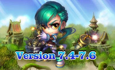 DDTank-Version 7.4-7.6