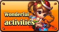 DDTank-Wonderful activities
