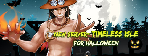 Pockie Pirate-New Server-Timeless Isle for Halloween