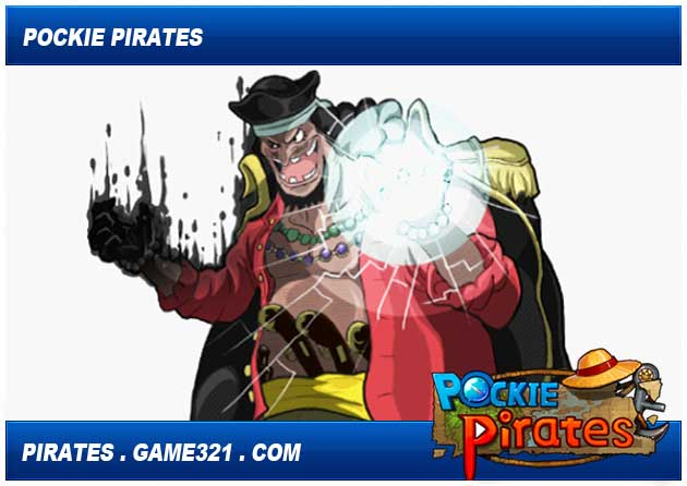 pockie pirates 321 games