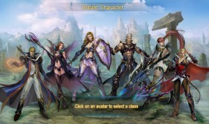 In this exciting strategy/RPG hybrid game, the action begins with the first click!