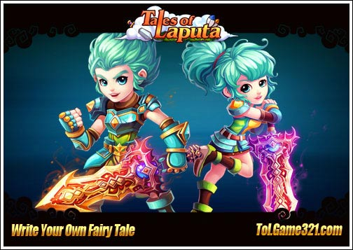 Tales of Laputa-Create your own Legend