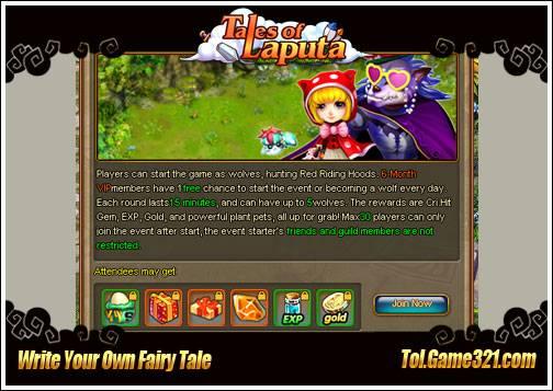 Tales of Laputa-Laputa Style!the legend of yours
