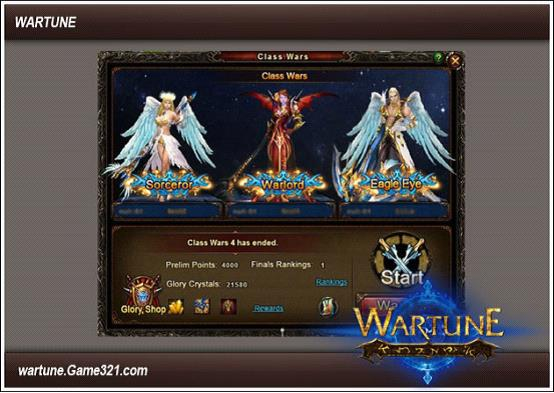 Whether you are casual gamer or hardcore veteran, Wartune will keep you coming back for more.