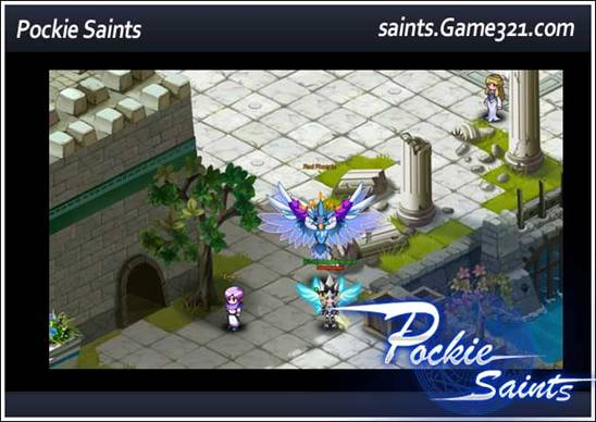 Pockie Saints-Best ARPG, Most Addictive Epic PVP & PVE Game ! Play now FREE!