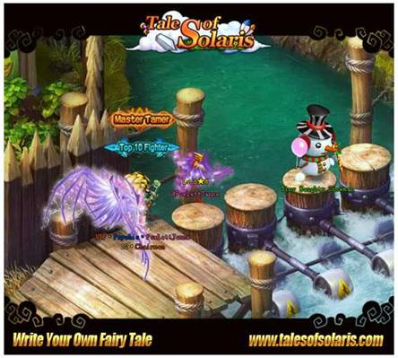 Tales of Solaris-In the Lost City Looking for Mysterious Treasures
