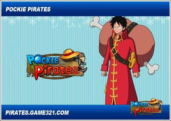 pockie pirates 321 games dd
