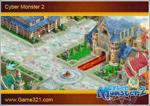 Cyber Monster 2---The Best MMORPG in 2013 and A Dream Magic Land for the World!