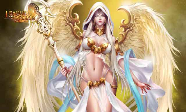 Battel the evil with your Angel!