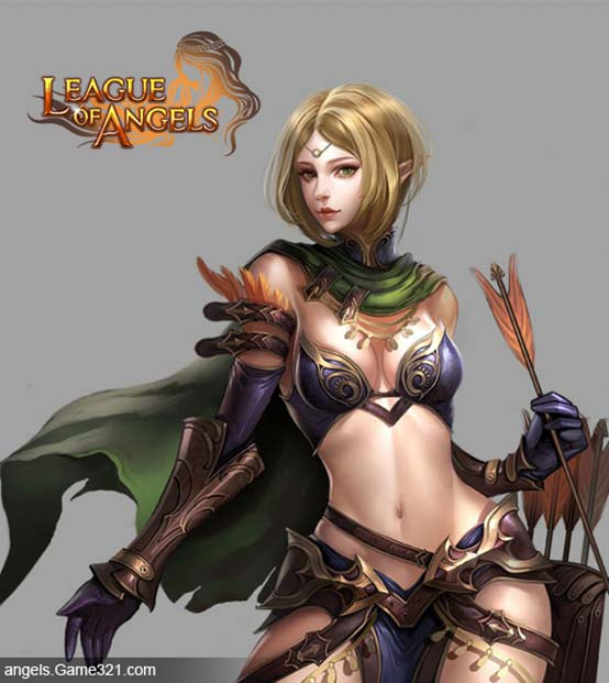 League of Angels Official Site-Fight back your Angel, be her hero-League of Angels