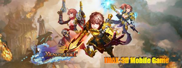 Xeno Quest- a final fantasy style game