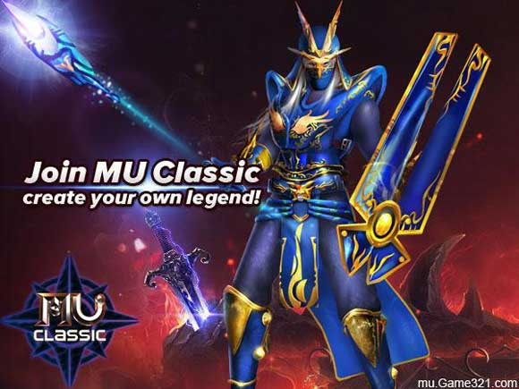 MU Classic Official Site-Expedition! Nothing can stop a warrior!-MU Classic