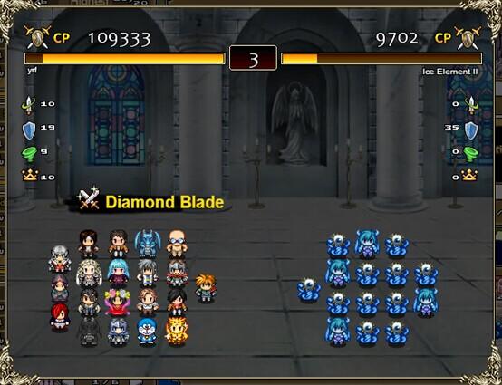 Pixel Hero-Pixel MMORPG GAME