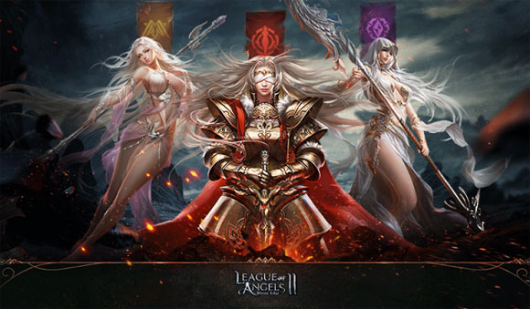 League of Angels II-The Angels have Transcended