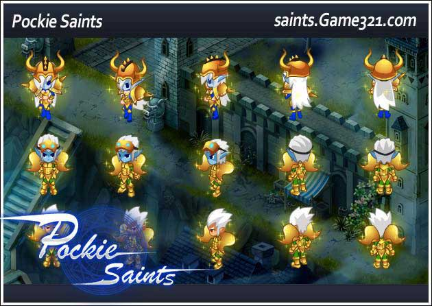 321 games pockie saints girls